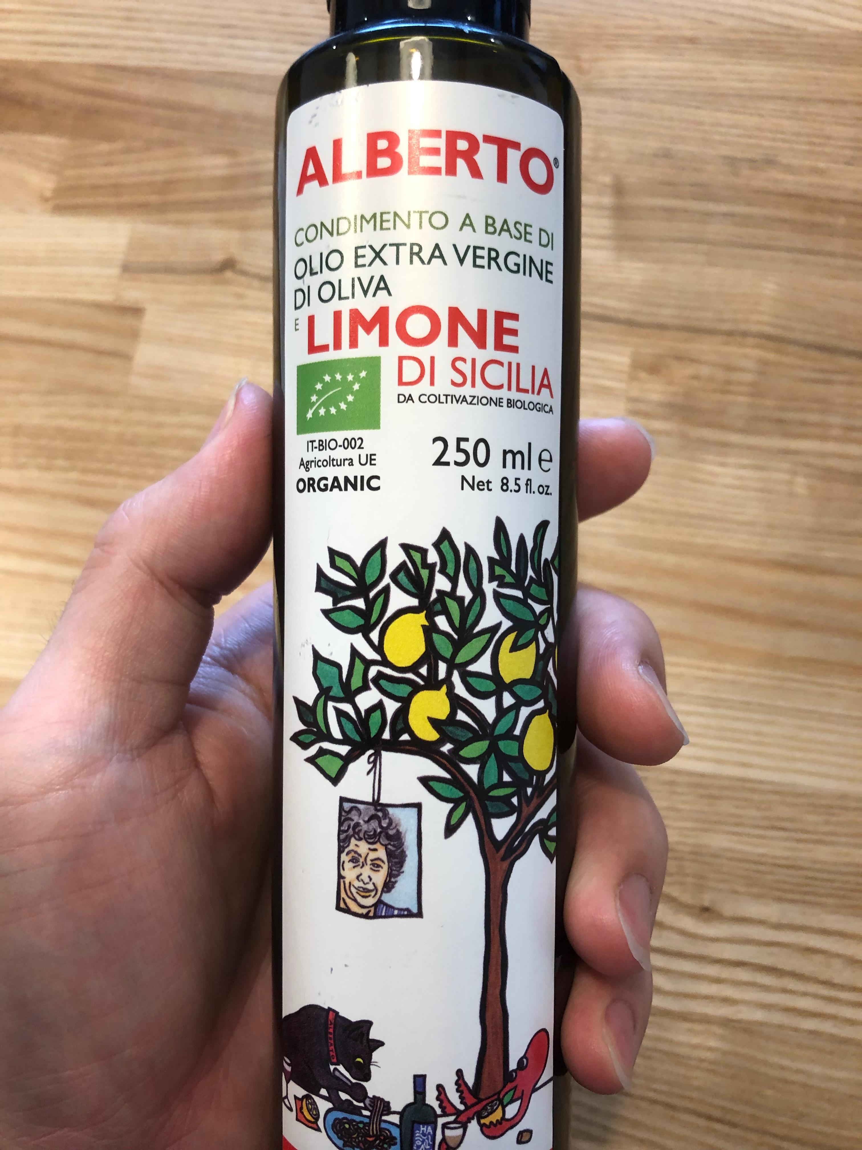 オリーブ オイル レモン